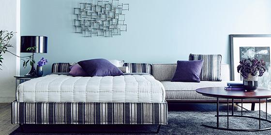 bed products 家具メーカー日本フクラのトータルインテリア